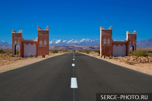 The Road to Ouarzazate