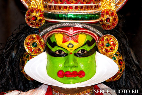 Kathakali  Kathakali is a highly stylized classical Indian dance-drama noted for the attractive make-up of characters, elaborate costumes, detailed gestures and well-defined body movements, ornate singing and precise drumming. UNESCO-designated Human Heritage Art.