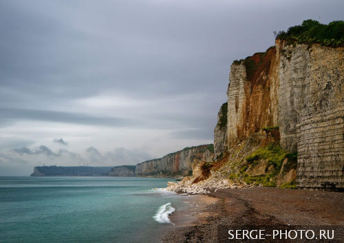 Yport  Yport is the place where Guy de Maupassant set his novel 'Une Vie'. Since this times the pace of life in the fishing village changed very little.
